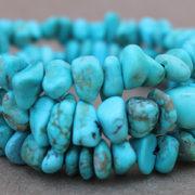 3 Strand Turquoise Bracelet