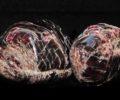 Two Garnet Stones