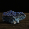 Azurite Crystal_shades of blue