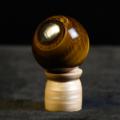 Tiger-Eye-Sphere crystal