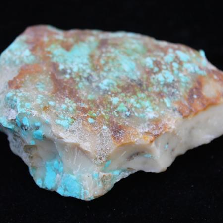 Raw Turquoise Rock