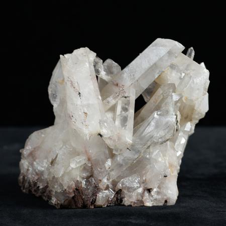 Quartz-Wands crystals